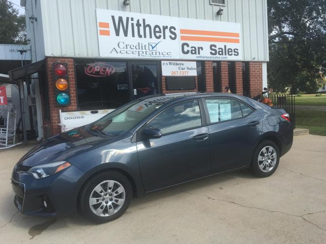2015 Toyota Corolla S 4-Speed AT